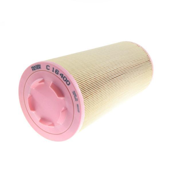 c16400 filtr 2 600x600 - Filtr powietrza zewnętrzny Mann-Filter C16400