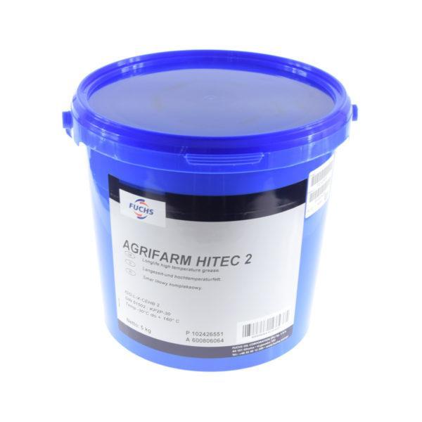 ole165 smar agrifarm hitec2 3 600x600 - Smar litowy Agrifarm Hitec 2 Fuchs - 5 kg