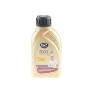 Płyn hamulcowy DOT-4 K2 – 0,5 l