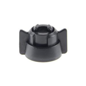 Pokrywa dyszy Uni-Cap 40299001 Arag – czarna