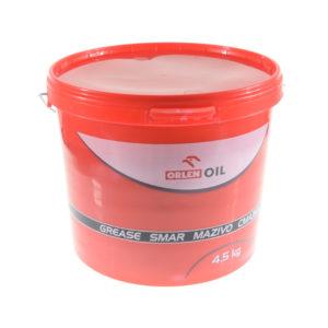 Smar litowy Greasen Complex 2 Orlen – 4,5 kg