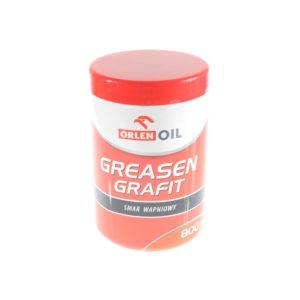 Smar wapniowy Greasen Grafit Orlen – 800 g