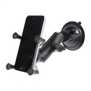 """Uchwyt X-Grip IV do telefonu 4"""" – 6,5"""" na ramieniu do szyby RAM Mounts"""