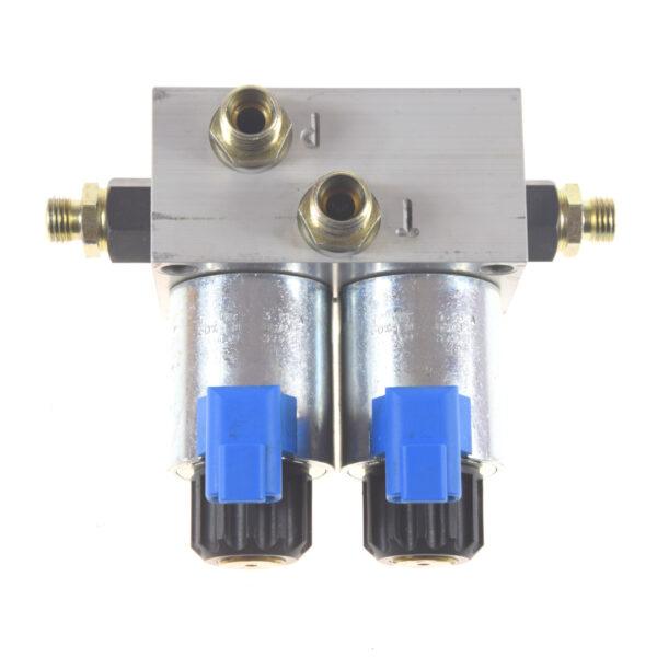 0000554310 zawor hydrauliczny 1 600x600 - Zawór hydrauliczny prasy Claas 0000554310 Oryginał
