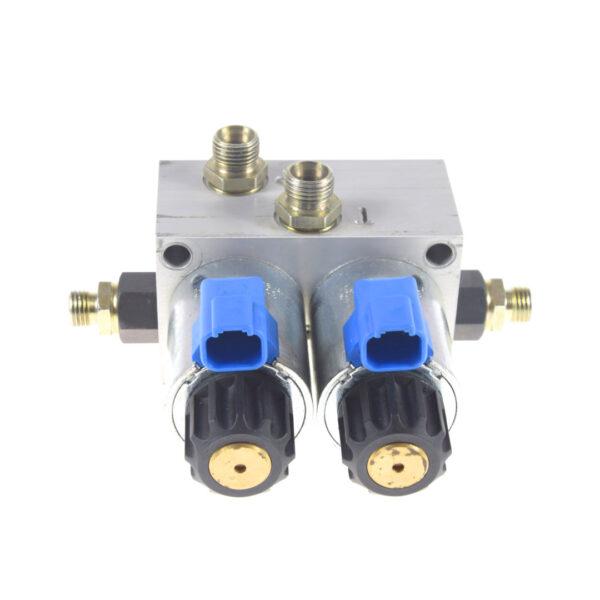 0000554310 zawor hydrauliczny 2 600x600 - Zawór hydrauliczny prasy Claas 0000554310 Oryginał