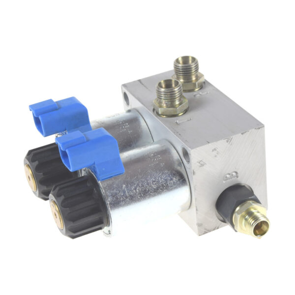 0000554310 zawor hydrauliczny 4 600x600 - Zawór hydrauliczny prasy Claas 0000554310 Oryginał