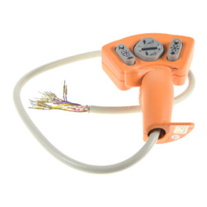 Joystick sterujący hederem Massey Ferguson LA322639300 Oryginał