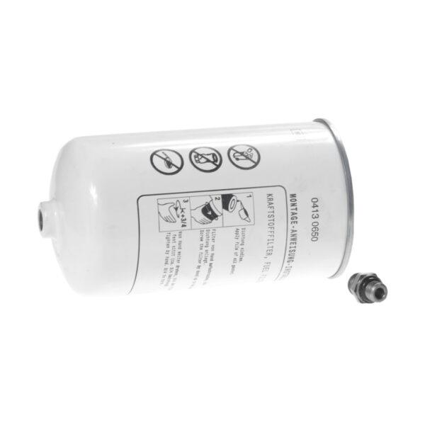 mf3972868M1 1 600x600 - Filtr paliwa z separatorem wody Massey Ferguson 3972868M1 Oryginał