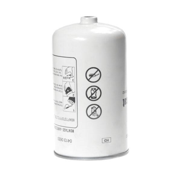 mf3972868M1 3 600x600 - Filtr paliwa z separatorem wody Massey Ferguson 3972868M1 Oryginał