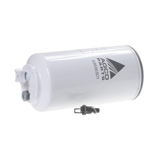 mf539363D1 1 600x600 - Filtr paliwa puszkowy Massey Ferguson 539363D1 Oryginał