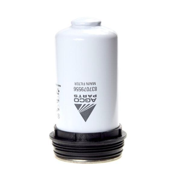 mfV837079556 1 600x600 - Filtr paliwa dokładny z separatorem wody Massey Ferguson V837079556 Oryginał
