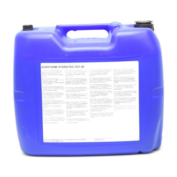 hydratec hvi 46 zdj3 600x600 - Olej hydrauliczny Fuchs Agrifarm HYDRATEC HVI 46 - 20L