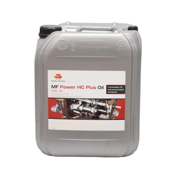 Olej hydrauliczno-przekładniowy Massey Ferguson Power HC Plus 10W40 - 20L