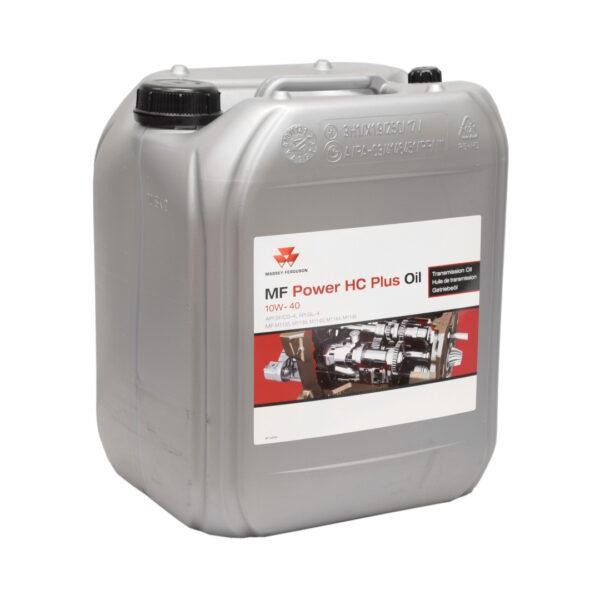 mf power HC PLUS  OIL 10W 4 zdj3 600x600 - Olej hydrauliczno-przekładniowy Massey Ferguson Power HC Plus 10W40 - 20L
