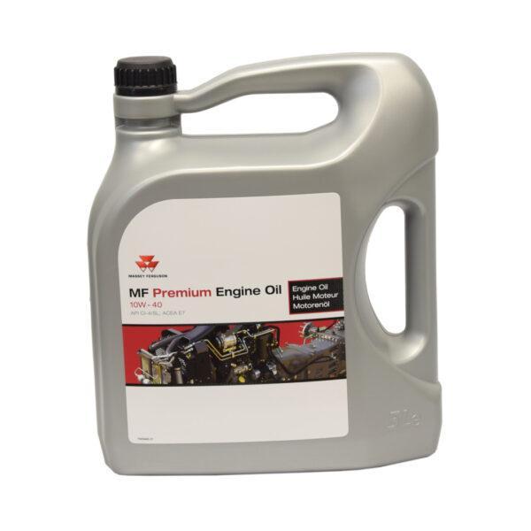 Olej silnikowy MF Premium Engine Oil 10W40 - 5L