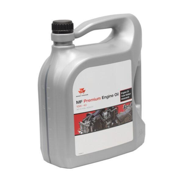 mf premium engine oil 10W40 5litr 02 600x600 - Olej silnikowy MF Premium Engine Oil 10W40 - 5L