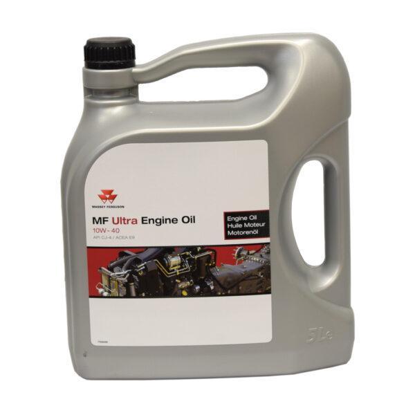 Olej silnikowy Massey Ferguson Ultra Engine Oil 10W40 – 5L