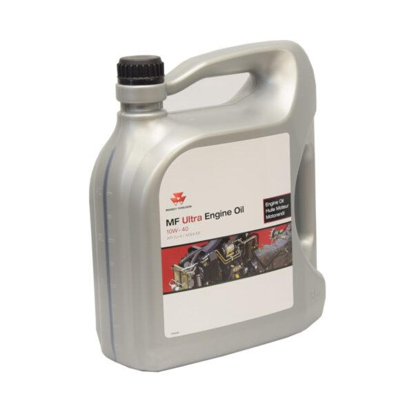 mf ultra engine oil 10W40 5litr 02 600x600 - Olej silnikowy Massey Ferguson Ultra Engine Oil 10W40 – 5L