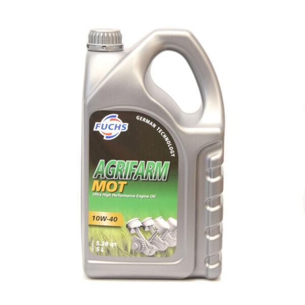 mot zdj1 600x600 - Olej silnikowy Fuchs Agrifarm MOT SAE 10W40 - 5L