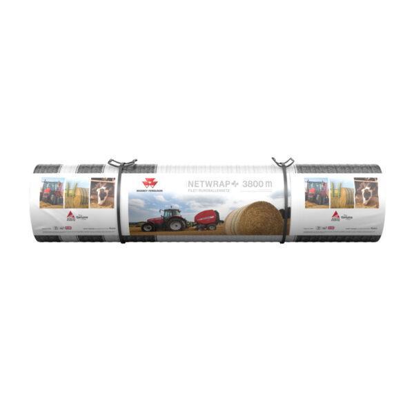 siatka mf netwrap 3800 plus 600x600 - Siatka rolnicza do bel Massey Ferguson NetWrap+ 3800m