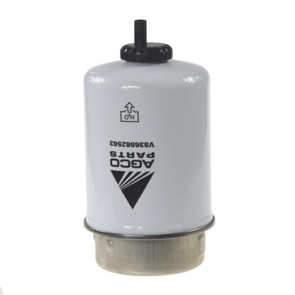 MFV836862563 3 600x600 - Filtr paliwa z separatorem wody Massey Ferguson V836862563 Oryginał