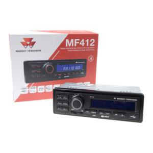 Radio Massey Ferguson MF412 FM MP3 USB SD AUX