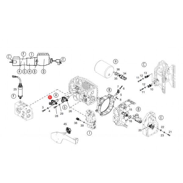 G350100970011 czujnik predkosci katalog 600x600 - Czujnik prędkości skrzyni Massey Ferguson G350100970011 oryginał