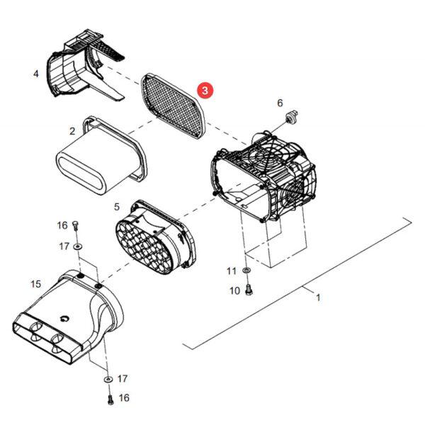 MHCF2944 katalog 600x600 - Filtr powietrza silnika bezpiecznik Fendt CF2944 Mann Filter