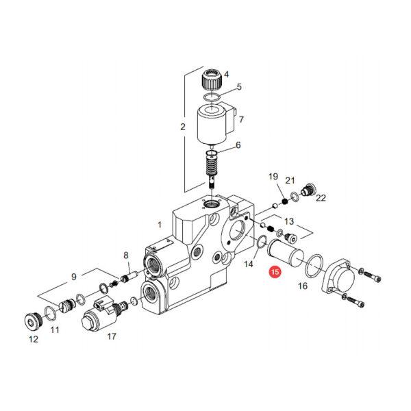 MHH42 katalog 600x600 - Filtr hydrauliki H42 Mann Filter