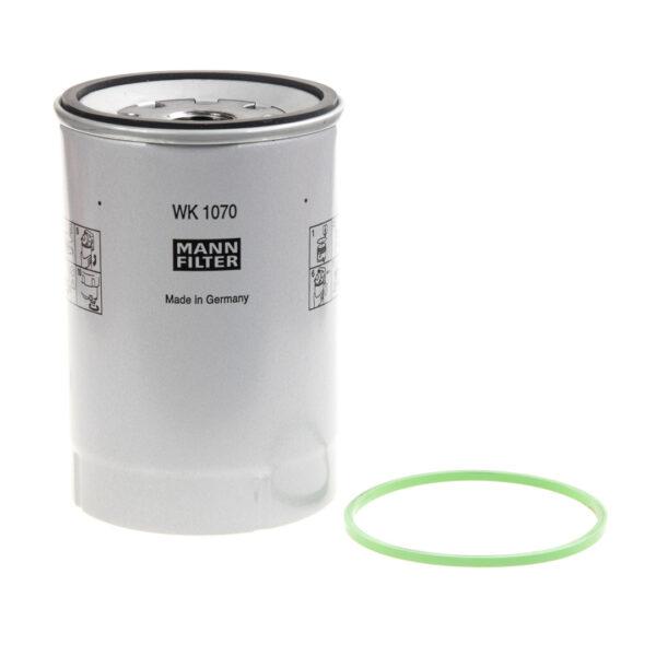 filtr wymienny paliwa WK1070X 600x600 - Filtr paliwa Fendt WK1070X Mann Filter