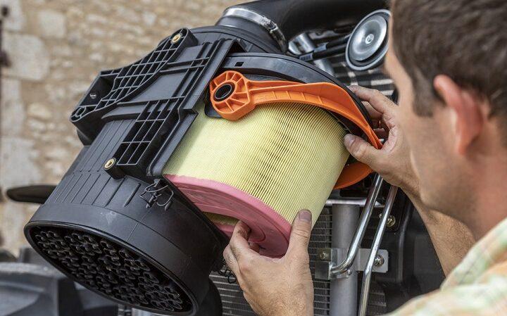 Jak często wymieniać filtry w maszynach rolniczych?