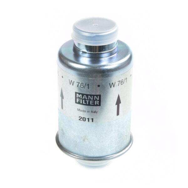 W76 1 filtr oleju hydrauliki 600x600 - Filtr oleju hydrauliki Mann Filter W76-1