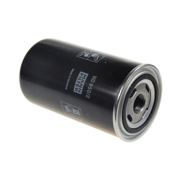 WD950 2 filtr oleju hydrauliki puszkowy 1 600x600 - Filtr oleju hydrauliki Mann Filter WD950/2